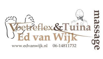 logo tuina Ed van Wijk